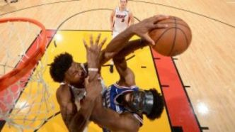 Block of the Night : Embiid humilié par Winslow