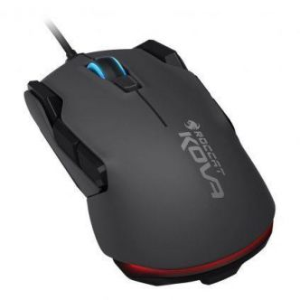 42€ la souris gaming Roccat Kova Pure Performance (7000 dpi, ambidextre, 12 boutons)