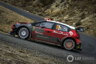 Breen a essayé de faire abstraction du Tour de Corse, sans succès