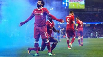 VIDEO. Liverpool-Roma: Le but incroyable pleine lucarne de Salah
