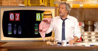 """Burger Quiz"" (TMC) : Alain Chabat tacle discrètement Vincent Bolloré"