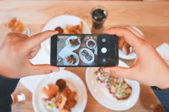 Instagram, future plateforme de réservation de table ?