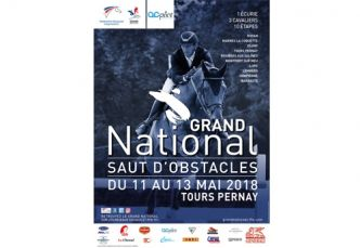 Tours Pernay (37), 4ème étape du Grand National FFE – AC Print de Saut d'obstacles