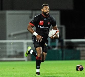 Delon Armitage suspendu pour le barrage de Top 14 contre Toulon !