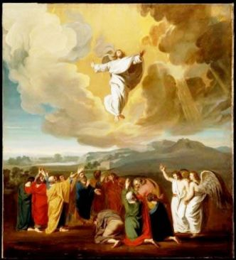 L'ascension est l'achèvement de la transfiguration. ( Oswald Chambers )