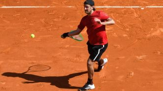 Tennis : La satisfaction de Lucas Pouille malgré son élimination à Rome