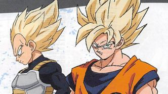 Dragon Ball Super le film : Goku, Vegeta, Piccolo, Beerus et Whis sur de nouvelles illustrations