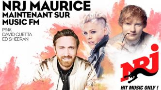 NRJ Maurice disponible en FM