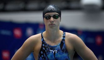 Natation: Ledecky domine sans surprise le 800 m à Indianapolis