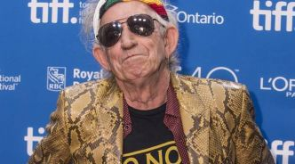 Keith Richards demande aux américains de se débarrasser de Donald Trump