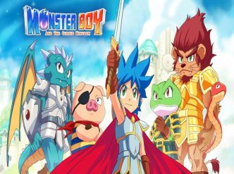 Monster Boy, un extrait…