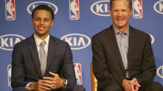Basket - NBA : Steve Kerr s'enflamme pour Stephen Curry !