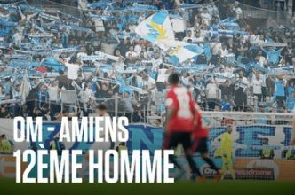OM – Amiens (2-1) | 12e hOMme