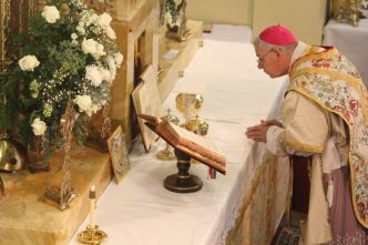 Ordinations pour le Séminaire Our Lady of Guadalupe (FSSP)