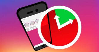 "Instagram teste la nouvelle fonction ""You're all caught up"" et active la touche ""Mute"""