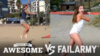 People Are Awesome contre FailArmy