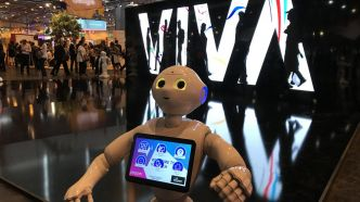 VivaTech : coup d'envoi du salon de l'innovation à Paris