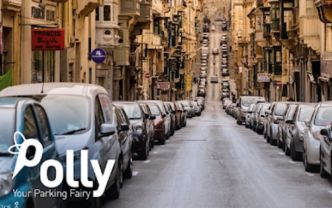 Polly : trouvez une place de parking !