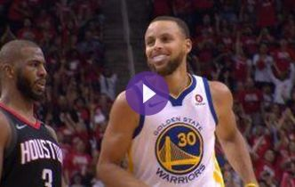 NBA : Quand Chris Paul se moque de Stephen Curry