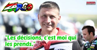 ITW : Laurent Fellon, manager et mentor de Zarco