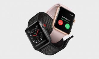 Apple vend maintenant des Apple Watch Series 3 cellulaires reconditionnées