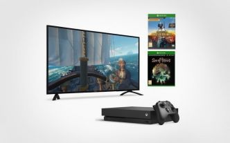 Bon plan : Écran PC 4K Acer 48,5″ + Xbox One X 1To + Sea of Thieves + PUBG à 769,99 €