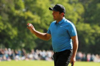 Golf - EPGA - Francesco Molinari remporte le BMW PGA Championship de Wentworth