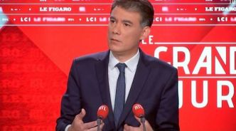 VIDEO. PS. Olivier Faure critique Macron, «populiste BCBG» et Mélenchon, «Jupiter radical»