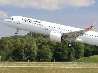 Philippine Airlines tient son premier A321neo