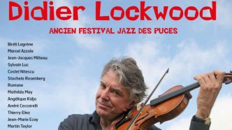 Festival Jazz Musette des Puces change de look