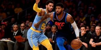Les Lakers favoris à la signature de Paul George ? Houston agressif sur le dossier ?
