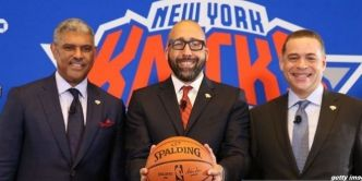 David Fizdale a assemblé son staff