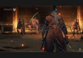 #e3gk - Sekiro Shadows Die Twice, From Software retrouve Activision