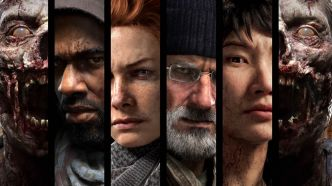 E3 2018 : OVERKILL'S The Walking Dead se date avec un nouveau trailer zombiesque