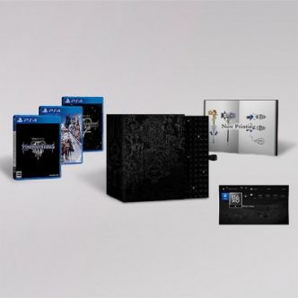 E3 2018 - Kingdom Hearts All-In-One : un énorme pack regroupant tous les jeux arrive en exclusivité sur PS4