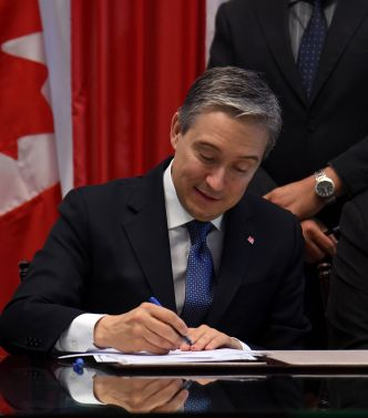 Face à Trump, le Canada veut ratifier le partenariat transpacifique