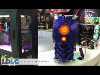 [Cowcot TV] Computex 2018 : Le modding chez BITSPOWER