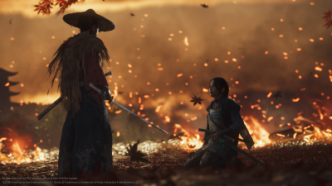 E3 2018 - PREVIEW - Ghost of Tsushima : il est venu le temps des samouraïs