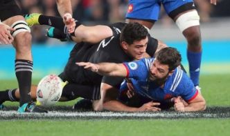 XV de France : cinq changements pour la revanche face aux All Blacks
