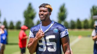 NFL : David Irving à nouveau suspendu