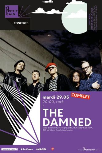 The Damned : Pay attention!