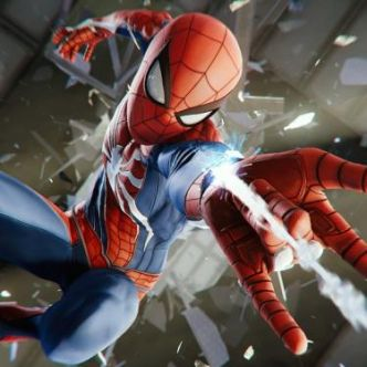 Spider-Man illustre la taille de sa map