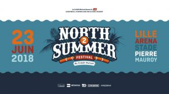 2 x 1 place à gagner - North Summer Festival 2018 @ Stade Pierre Mauroy le 23/06/2018