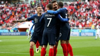 France-Pérou 1-0, la France se qualifie sans panache