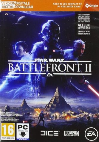 Bon plan Amazon : 19,99€ pour Star Wars : Battlefront 2 - Edition Standard PC