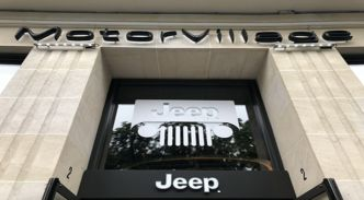 Le Motorvillage à Paris célèbre la Jeep.