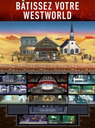 Westworld : Bethesda attaque Warner Bros. et Behaviour en justice
