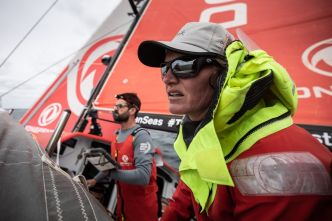 Duel incroyable entre Dongfeng et Mapfre