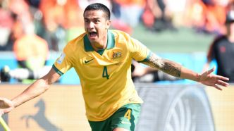 Tim Cahill annonce sa retraite internationale