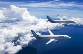 Airbus : une future compagnie s'engage sur 60 Airbus A220-300